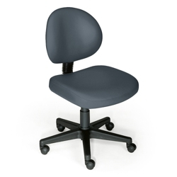 24 Hour Use Armless Multi-Shift Task Chair, 56267