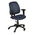 Standard Fabric Task Chair with Arms, 56310