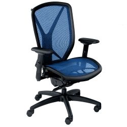 Ergonomic Chair With Mesh Seat And Back 56314