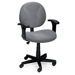 Computer Chair with Arms, 56431