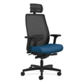 HON Endorse Mid Back Mesh Chair with Headrest, 57139
