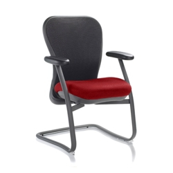 CXO Mesh Back Guest Chair, 56751