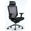 Code Mesh Back Chair with Headrest, 56754