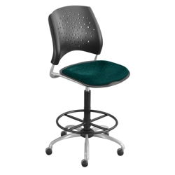 Stars Drafting Stool, 56806