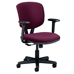 HON Volt Fabric Task Chair With Arms 56923