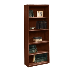 "Classic Cherry Open Bookcase - 72""H, 60653"