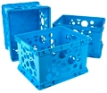 Set of Three Large Crates, 37167