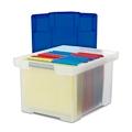 "Storage File Tote - 18.5""W x 14.25""D, 37191"