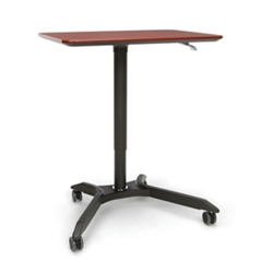 Height Adjustable Mobile Lectern, 43496