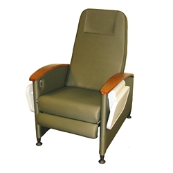 Recliner with Fixed Feet - 350 lb Weight Capacity, 26508