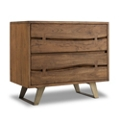 """Solid Wood Lateral File with Butterfly Joinery - 36""""W, 30907"""