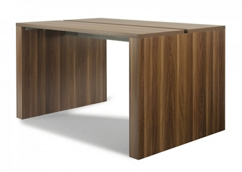 """Standing Height Conference Table - 72""""W x 48""""D, 14872"""