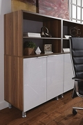 Credenza with Glass doors, 36804