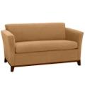 Vinyl 2-Seat Sofa, 75090