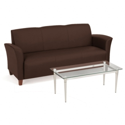 Flare Eco Faux Leather Sofa, 75160