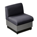 Standard Fabric Modular Guest Chair, 75269
