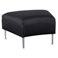 Curved One-Seat Bench in Fabric, 75284