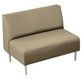 Straight Loveseat in Fabric, 75289