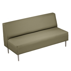Straight Sofa in Fabric, 75290
