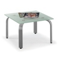 Symphony Glass End Table, 75341