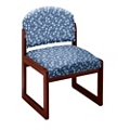Premium Upholstered Armless Guest Chair, 75410