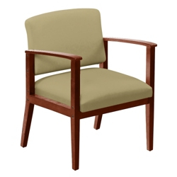 Ridgewood Oversized Vinyl Guest Chair, 75804