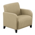 Oversized Fabric Club Chair, 75444