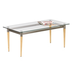 Glass Top Coffee Table, 75449