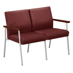 Uptown Two-Seater in Premium Upholstery, 75475