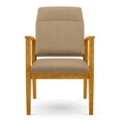 Motion Guest Chair with Extended Back in Vinyl, 75564