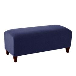Loveseat Bench in Fabric, 75599