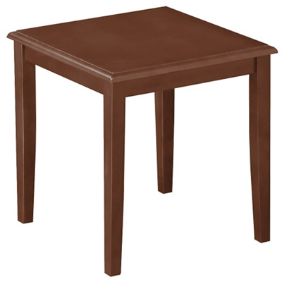 Solid Wood End Table, 75631 1