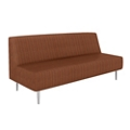 Fabric Modern Armless Sofa, 75991