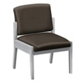 Mason Street Polyurethane Guest Chair without Arms, 76092