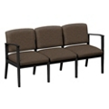 Mason Street Fabric Three Seat Sofa, 76106