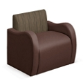 Synergy Collection Polyurethane or Combination Arm Chair , 76185