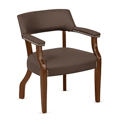 Monroe Fabric Captain's Guest Chair, 76226