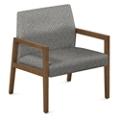 "Fabric Lounge Chair - 27""W x 28.5""D, 76287"