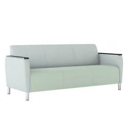 Modular Vinyl Sofa, 76443