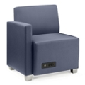 Compass Lounge Chair with Right Arm, 76526