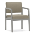 Fabric Guest Chair with Steel Frame, 76893