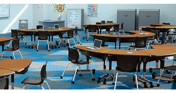 Our Top School Desks | NBF Blog