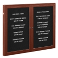 "Outdoor Directory Board 48""W x 36""H, 80241"