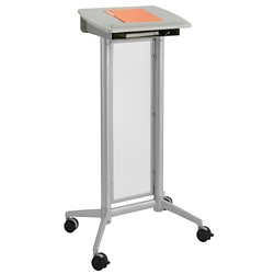Impromptu Compact Mobile Lectern, 43410