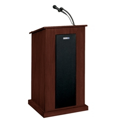 Lectern with Amplifier, 90315