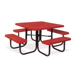 "46"" Square Portable Outdoor Table, 91377"