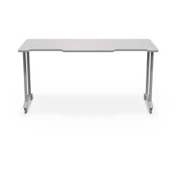 "Makerspace Mobile Table 72""W x 30""D, 46900"