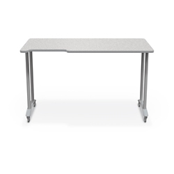 "Makerspace Mobile Table 60""W x 30""D, 46901"
