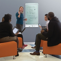 2'x3' Connectable Digital Dry Erase Board, 80607