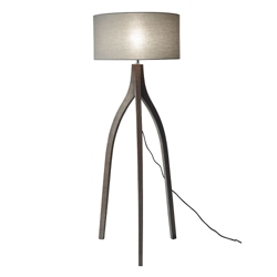 Tripod Base Floor Lamp, 82573